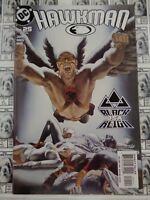 Hawkman (2002) DC - #25, JSA Black Reign Part 6, Hawkgirl, Johns/Morales, VF