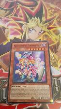 Carte Yu-Gi-Oh! Magicienne des Ténèbres Toon GLD4-FR015 Commune Française