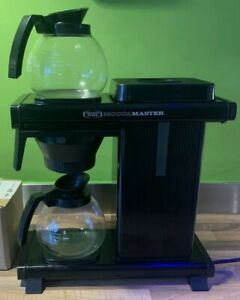 Technivorm Moccamaster SERVER E Commercial Filter Coffee Machine Warmer Cafe