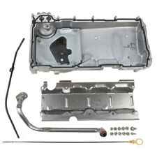 Chevrolet Performance 19212593 LS LS1 LS3 LSA LSX Oil Pan Kit w Dipstick Chevy