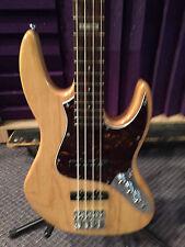 LTD Bass The Vintage J- 204  Ash  natural Gloss Jazz