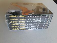 Looney Tunes Golden Collection, VOLUME 1-6,DVD BOX SET,FREE SHIPPING, NEW.