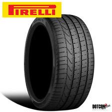 1 X New Pirelli PZero 235/35R19 91Y Summer Sports Performance Traction Tire