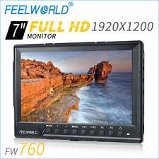 Feelworld FW-760 7'' IPS 4K HDMI Full HD 1920x1200 On-Camera Field Monitor Kit
