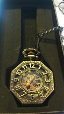 Your Awsome New Steampunk Pocket Watch...You deserve it.. Nice....