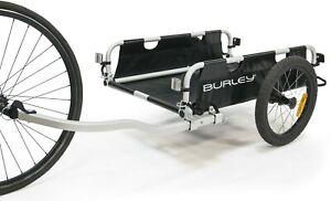 Burley Bike Bicycle Flatbed Cargo Trailer