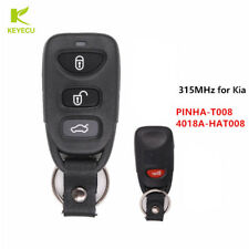 Keyecu Replacement Remote Key Fob for Kia Optima 2007-2010 OSLOKA-310T P//N 95430-2G201