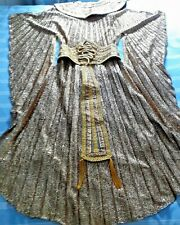 Cleopatra 4 Piece Costume Egyptian Queen Film Stage Theatre Fancy Dress