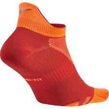Nike Elite Lightweight No-Show Running Socks Style SX4952-672 NEW