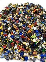 LEGO LOT OF 100 MINIFIGURE TORSO PIECES RANDOMLY PICKED BODY PEOPLE BULK PACK