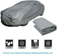 100% Waterproof XL Extra Large Full Car Cover Breathable UV Protection Outdoor