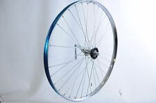 "28 x 1 1/2"" COASTER BRAKE REAR WHEEL VINTAGE ROADSTER BIKE WESTWOOD CHROME RIM"