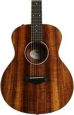 Taylor GS Mini-e Koa 6-string Acoustic-electric Travel Guitar with Solid Koa Top