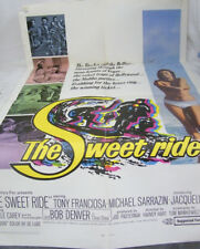 Vintage The Sweet Ride Movie Poster 42x28
