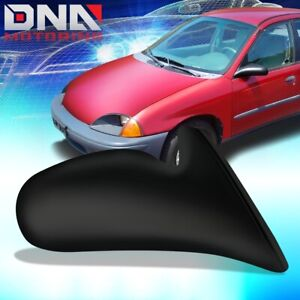 FOR 1998-2002 CHEVY PRIZM POWERED PASSENGER RIGHT SIDE ADJUST MIRROR GM1321229