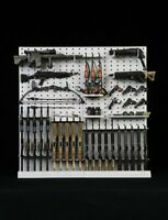 1:6 Weapon Display Stand Soldier's Gun Holder Expandable Gun Holder Rifle Pistol