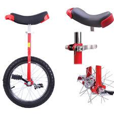 20 Zoll Einrad Kindereinrad Unicycle Höhenverstellbar Balance mit Schnellspanner