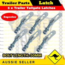 "White plastic trailer mudguard with mudflap for 13"" inch wheel - Australian Made"