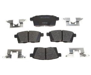 Disc Brake Pad Set-R-Line; Ceramic Rear Raybestos MGD1259CH