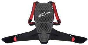 Alpinestars Nucleon Kr-Cell Motorcycle Back Protector With Kidney Belt