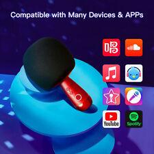 CALF Wireless BlT 5.0 Karaoke Mikrofon Lautsprecher Handheld Mic KTV Microphon