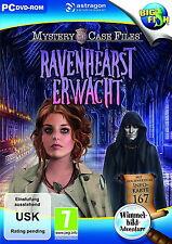 MYSTERY CASE FILES * RAVENHEARST ERWACHT * WIMMELBILD-SPIEL  PC CD-ROM