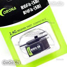 Corona R4FA-SB 2.4Ghz FASST S.BUS Receiver For Futaba transmitter 3PM 3PKS 3GR