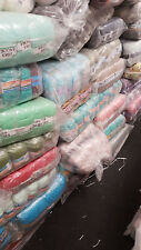 stocklot joblot mixed lot of hand knitting wool / yarn (10kg) 100 balls new ,.03
