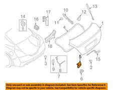 NISSAN OEM 10-13 Altima Trunk-Lock or Actuator Latch Release 846309N00A