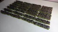 28x Stone Walls 28mm Scenery Terrain 40k Wargaming LOTR Warhammer O Scale Epic