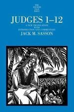 LN! The Anchor Yale Bible Commentaries: Judges 1-12: Jack M. Sasson Like New!