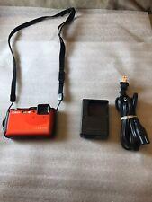 Nikon Coolpix AW120 Waterproof orange Digital Camera 16.0 MP