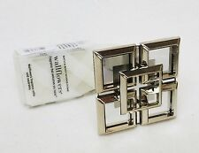 Bath Body Works Wallflower MODERN GOLD SQUARE MIRROR Diffuser Unit PlugIn Holder