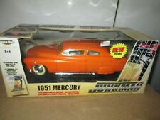 "Ertl 1:18 American Muscle 1951 Mercury Orange ""Junk Man"" the car from the movie"