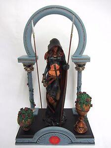 Magdalena Statue 805/4000 Darkness Top Cow 2002  Sculptor Dene Mason