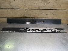 03-05 neon srt-4 stainless steel door sill plates
