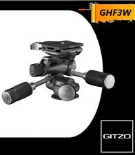 Gitzo Ghf3w 3 voies de fluide Panhead