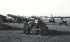 WWII German Captured Artillery- APG MD- Cannon- AA Gun- ATG- 1950s- #7
