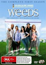 D8 BRAND NEW SEALED Weeds : Season 1 (DVD, 2007, 2-Disc Set)