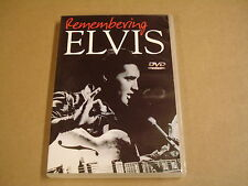 MUSIC DVD / ELVIS PRESLEY - REMEMBERING ELVIS