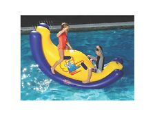 NEW Wahu BMA656 Pool Party Fun Water Rocker - rocking toy seesaw