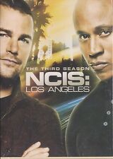 NCIS: LOS ANGELES - 3rd Series. Chris O'Donnell (NEW/SEALED 6xDVD BOX SET 2012)