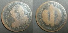 6 DENIERS  1792 BB An 4  - ROI LOUIS XVI - CONSTITUTION/CONVENTION - Cuivre