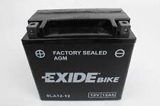Batterie moto Exide SLA12-12/YTX14-BS 12V 12AH idem  YTX14-BS GEL