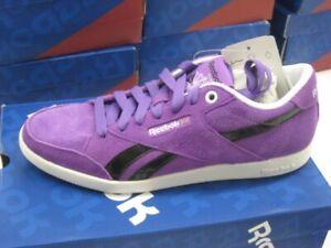 Reebok Fabulista Classic Baskets Femmes Violet Willdeder Chaussures Neuf/Scellé