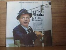 Frank Sinatra Try A Little Tenderness Capitol Records SPC-3452