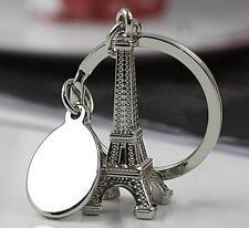 Paris Keychain Souvenir Trinket Gadget Eiffel Tower Innovative Keychain