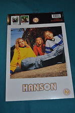 Rare Sealed Pack of Hanson Photos from 1997! Middle of Nowhere!
