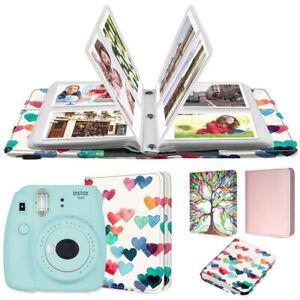 104 Pockets Mini Photo Album For Fujifilm Instax 3-Inch Film Mini 11 /9 / 90/ 25