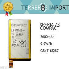 Bateria Interna Repuesto para Sony Xperia Z3 Compact Negro D5803